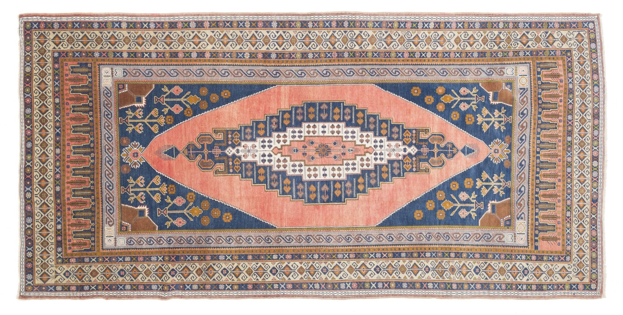 Vintage Turkish Rug Eamon