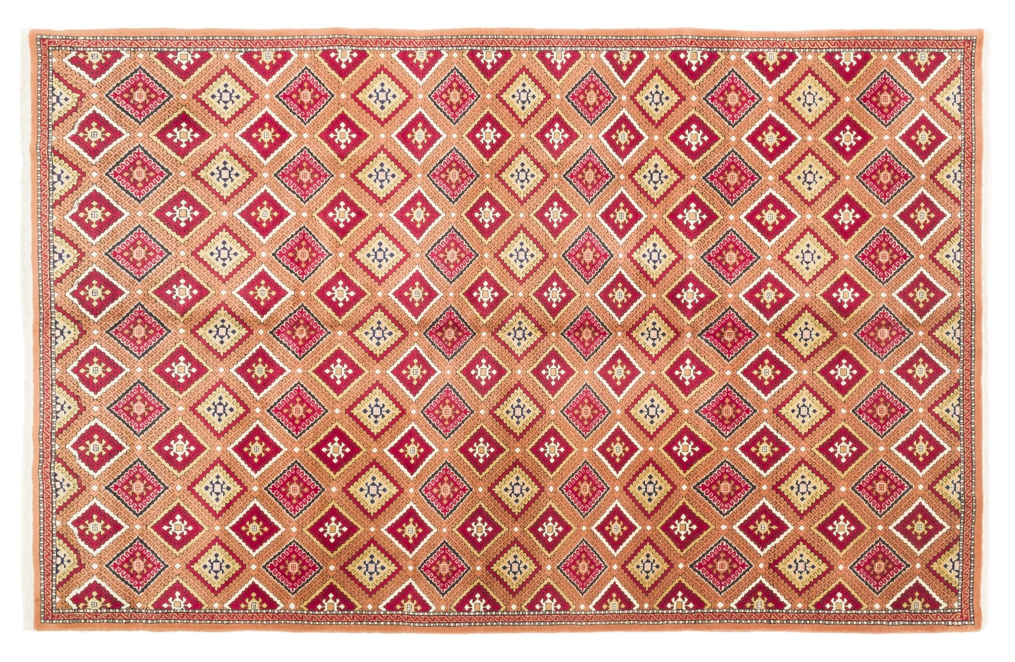 Vintage Turkish Rug Eabha