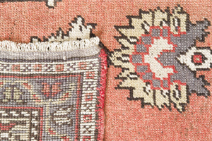Vintage Turkish Rug Badin thumbnail