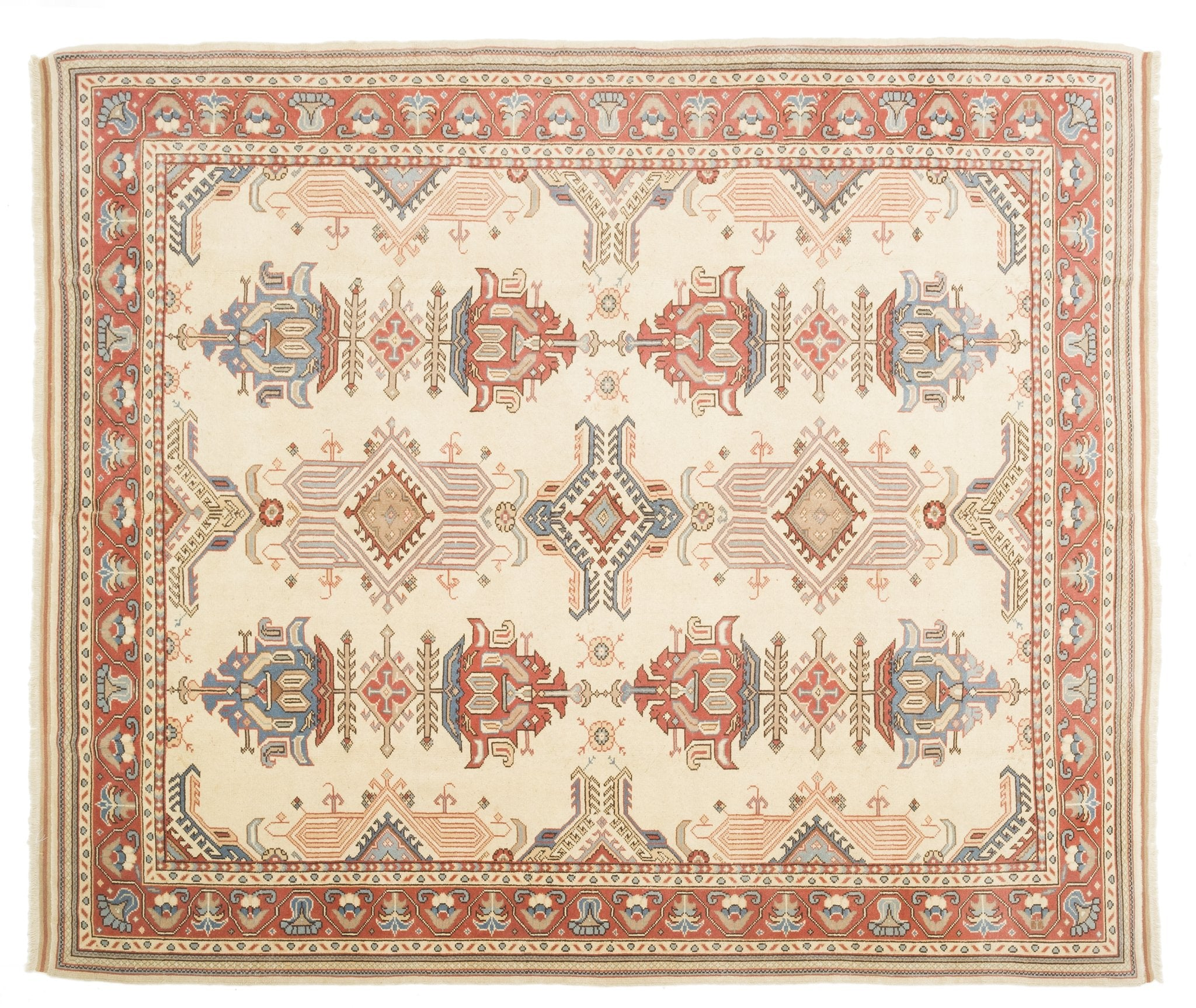 Vintage Turkish Rug Octavie