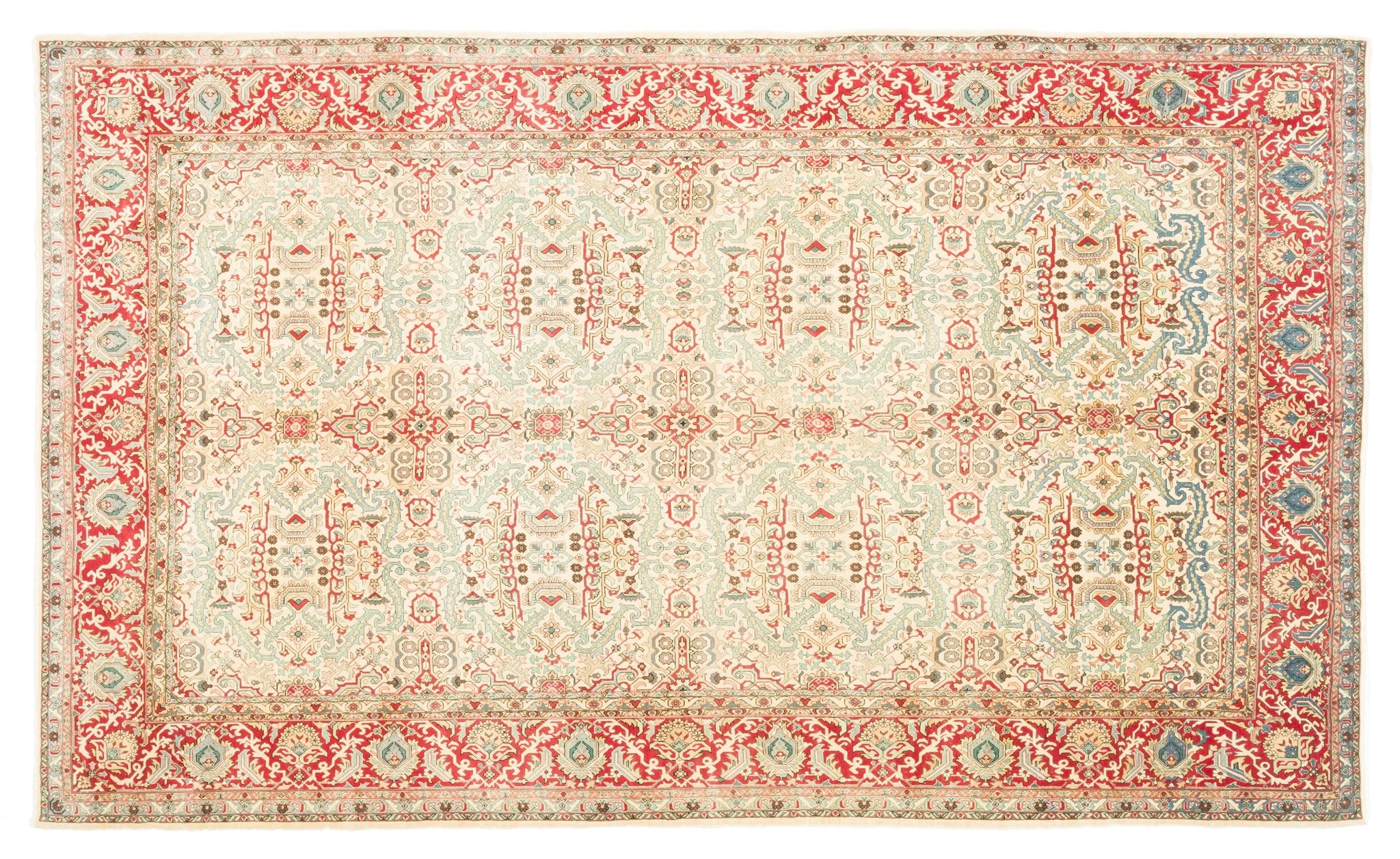 Vintage Turkish Rug Lac