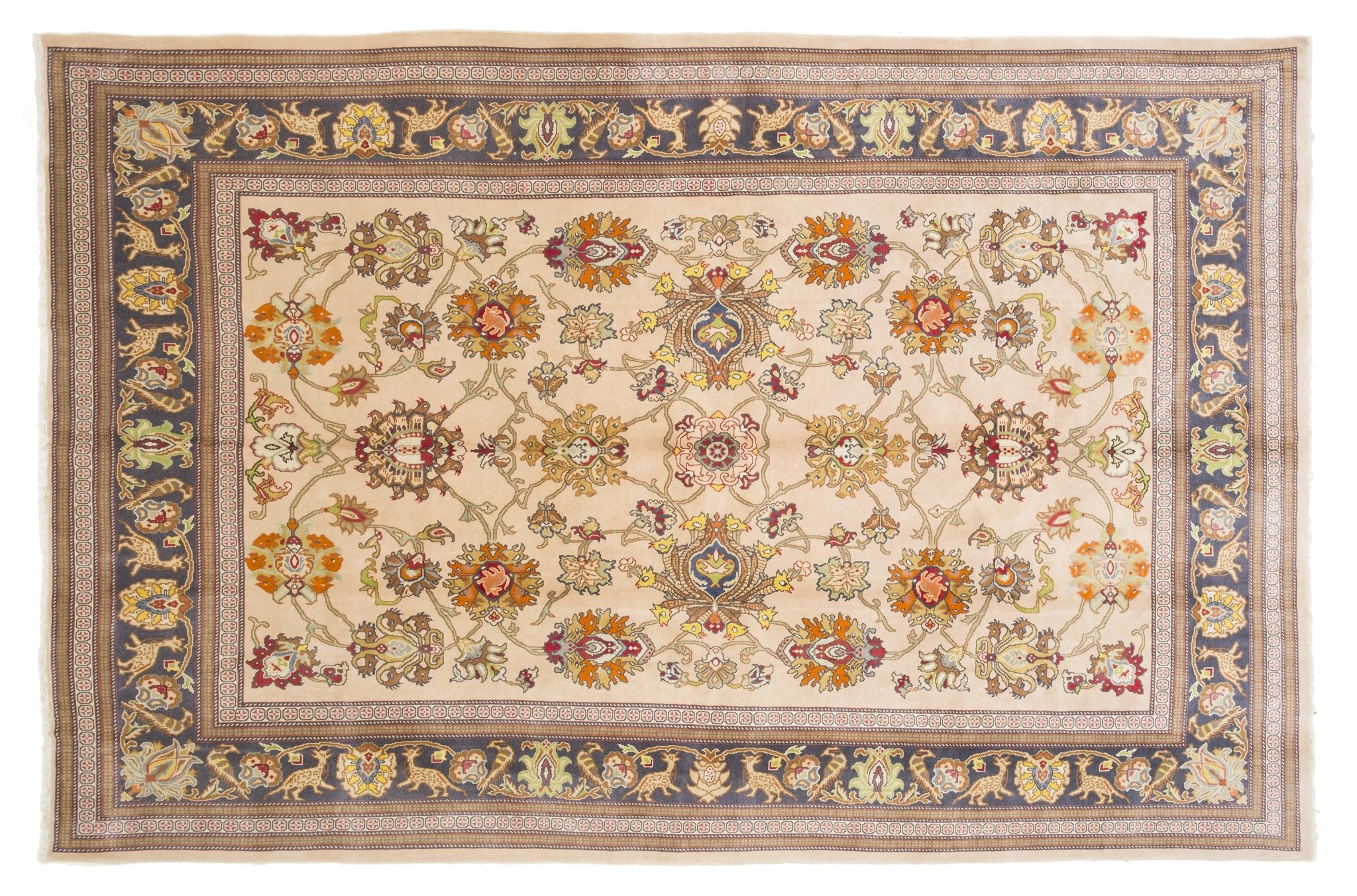 Vintage Turkish Rug Amadeus