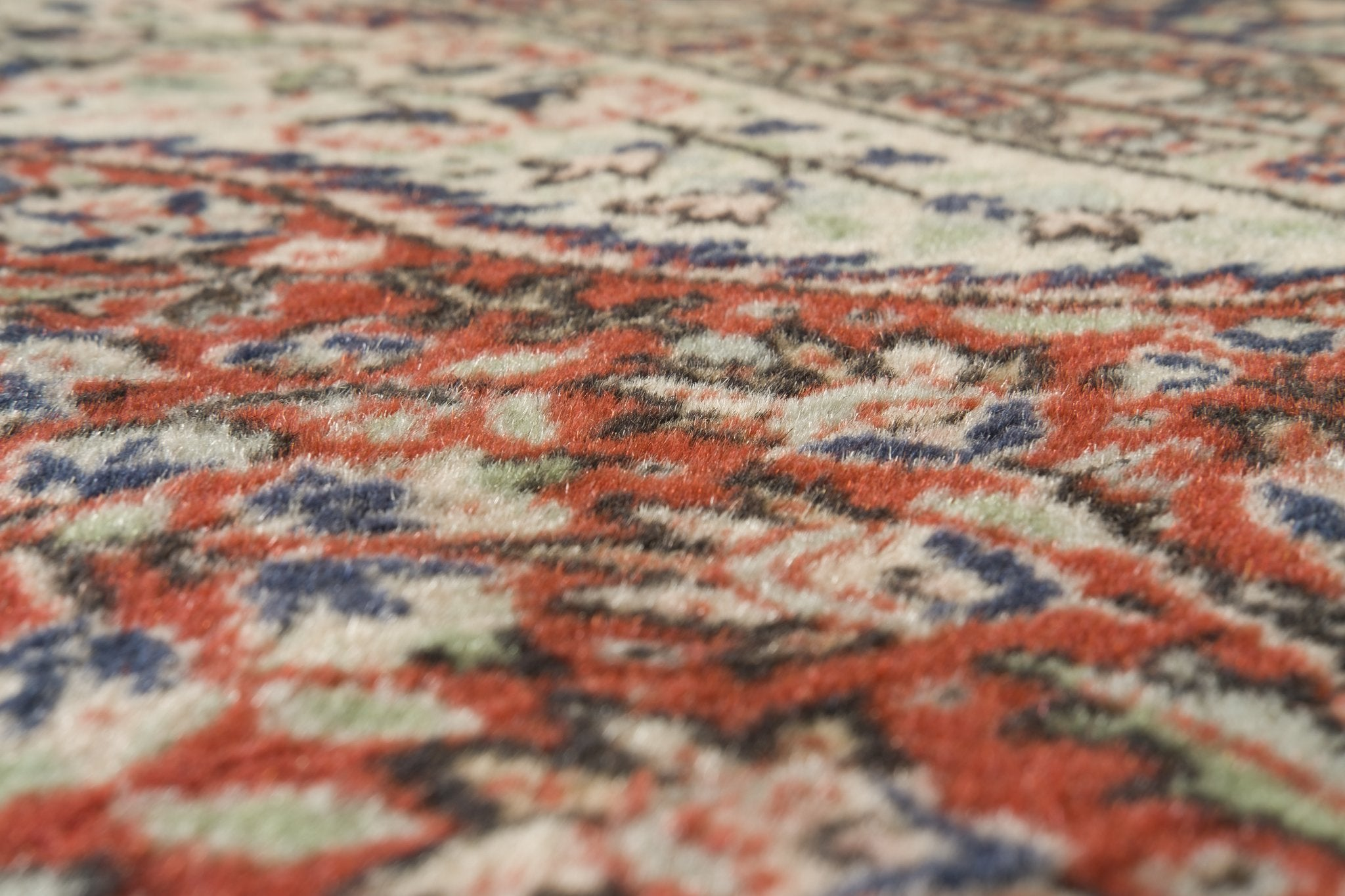 Vintage Turkish Rug Stellan