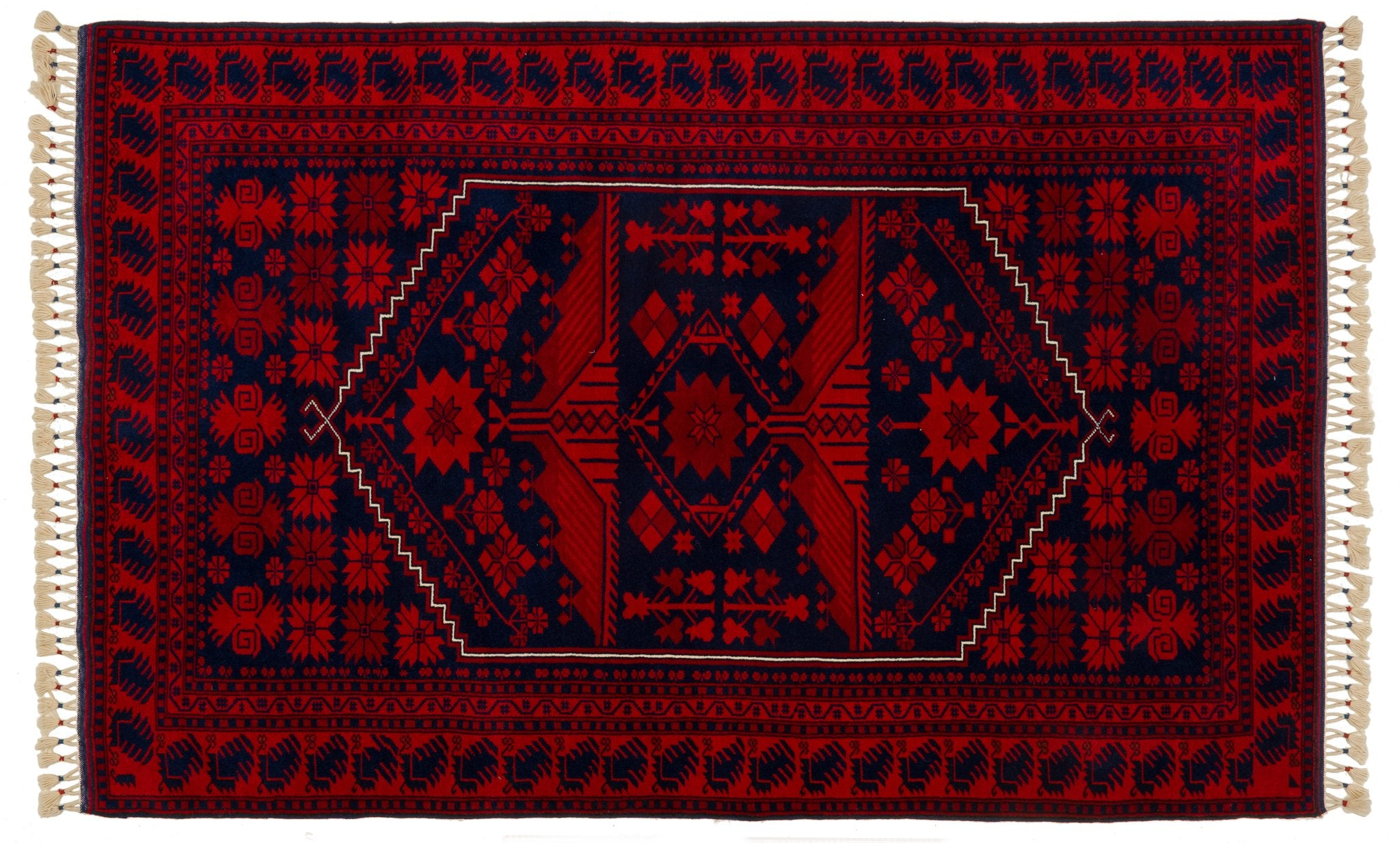 Vintage Turkish Rug Guttorm