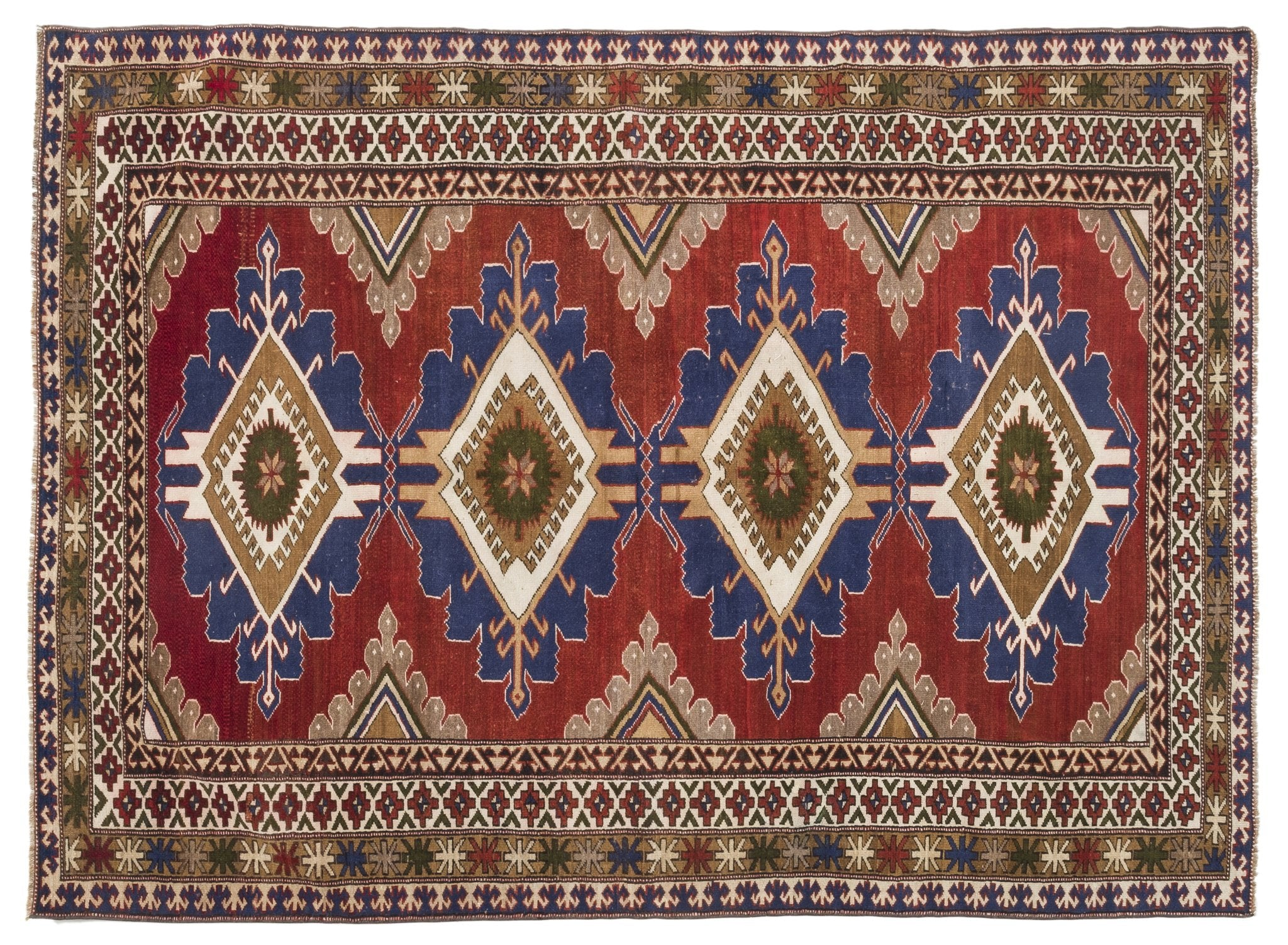 Vintage Turkish Rug Quinzio