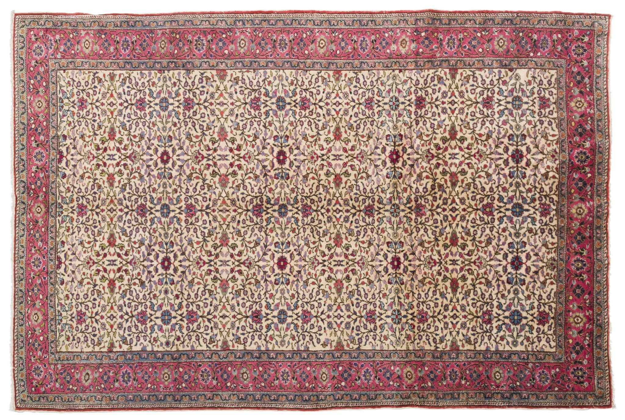 Vintage Turkish Rug Brimar