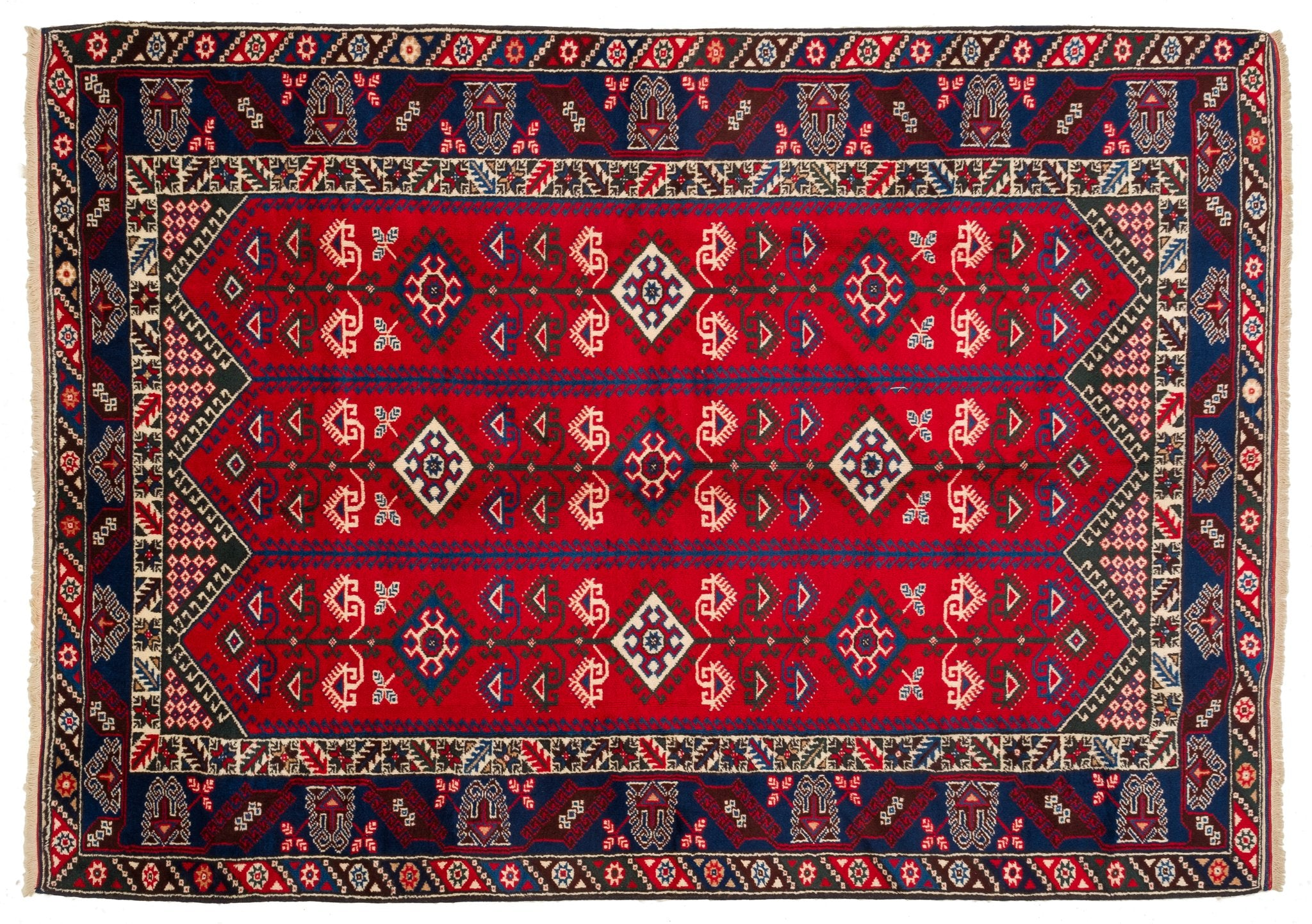 Vintage Turkish Rug Anargyros