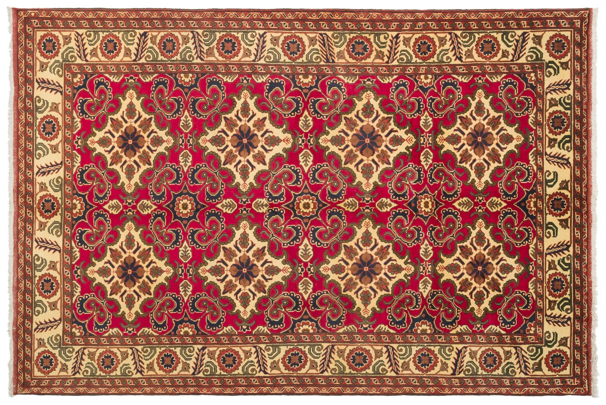 Vintage Turkish Rug Casimiro