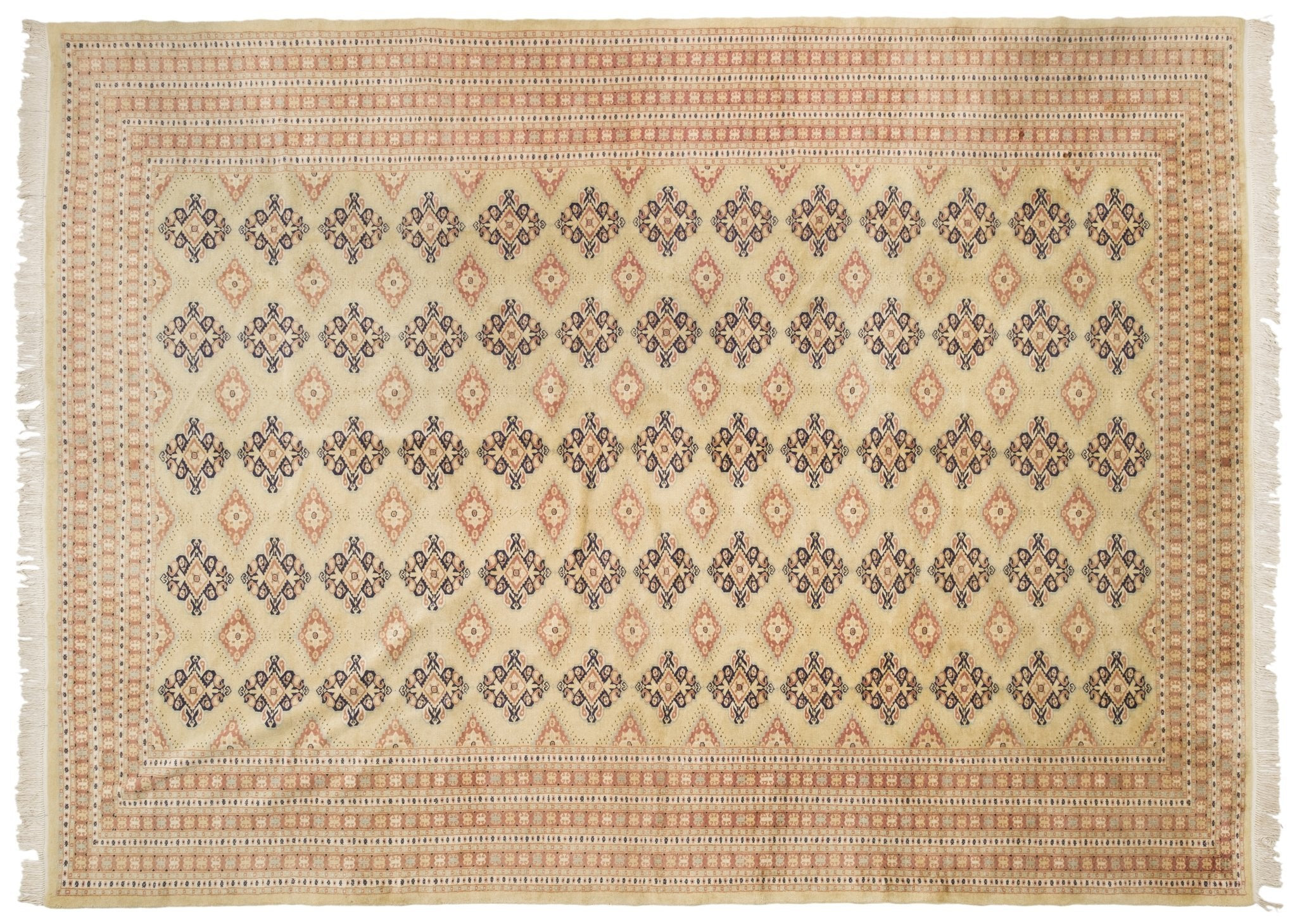 Vintage Turkish Rug Elvo