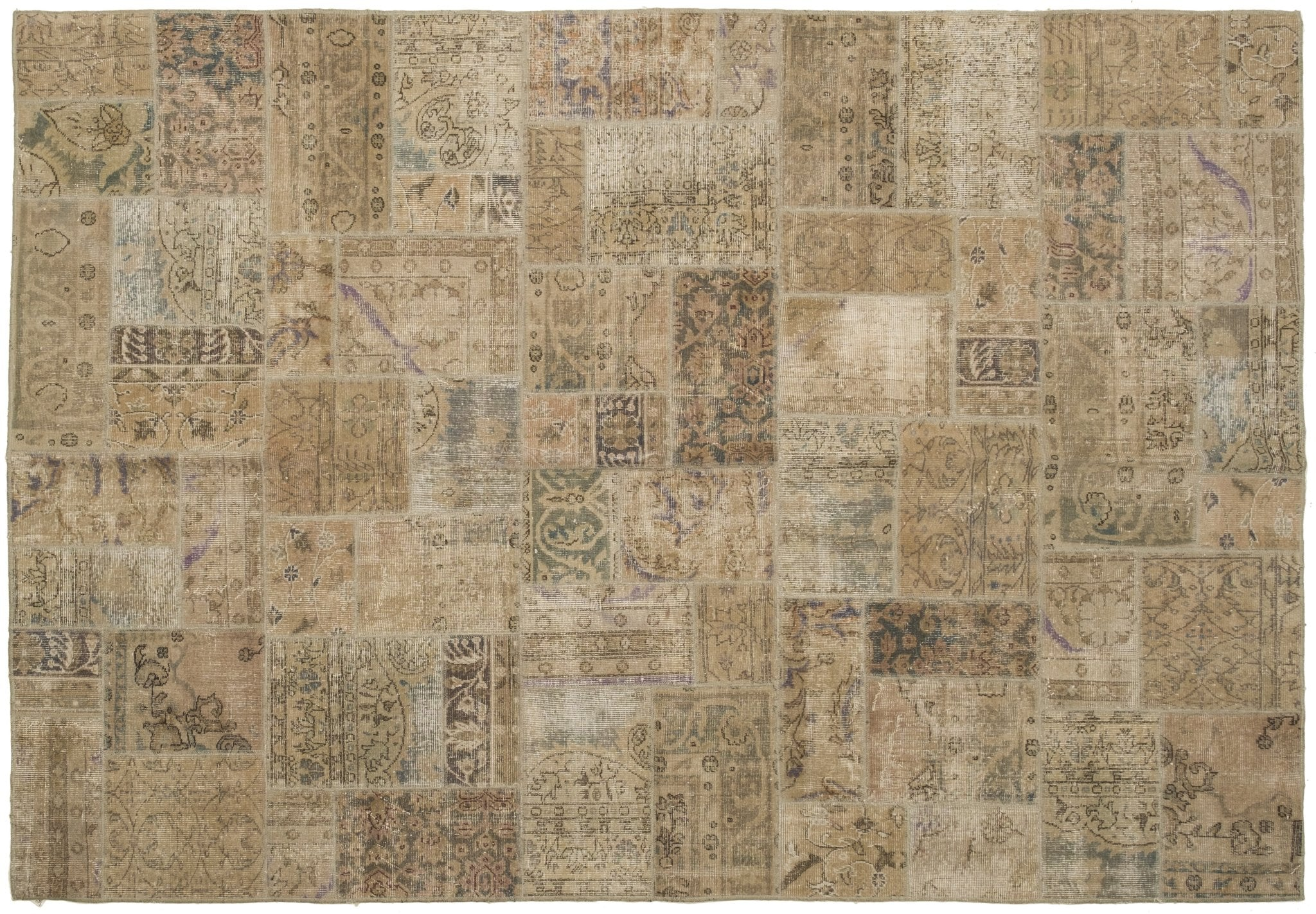 Handknotted Rug Aswin