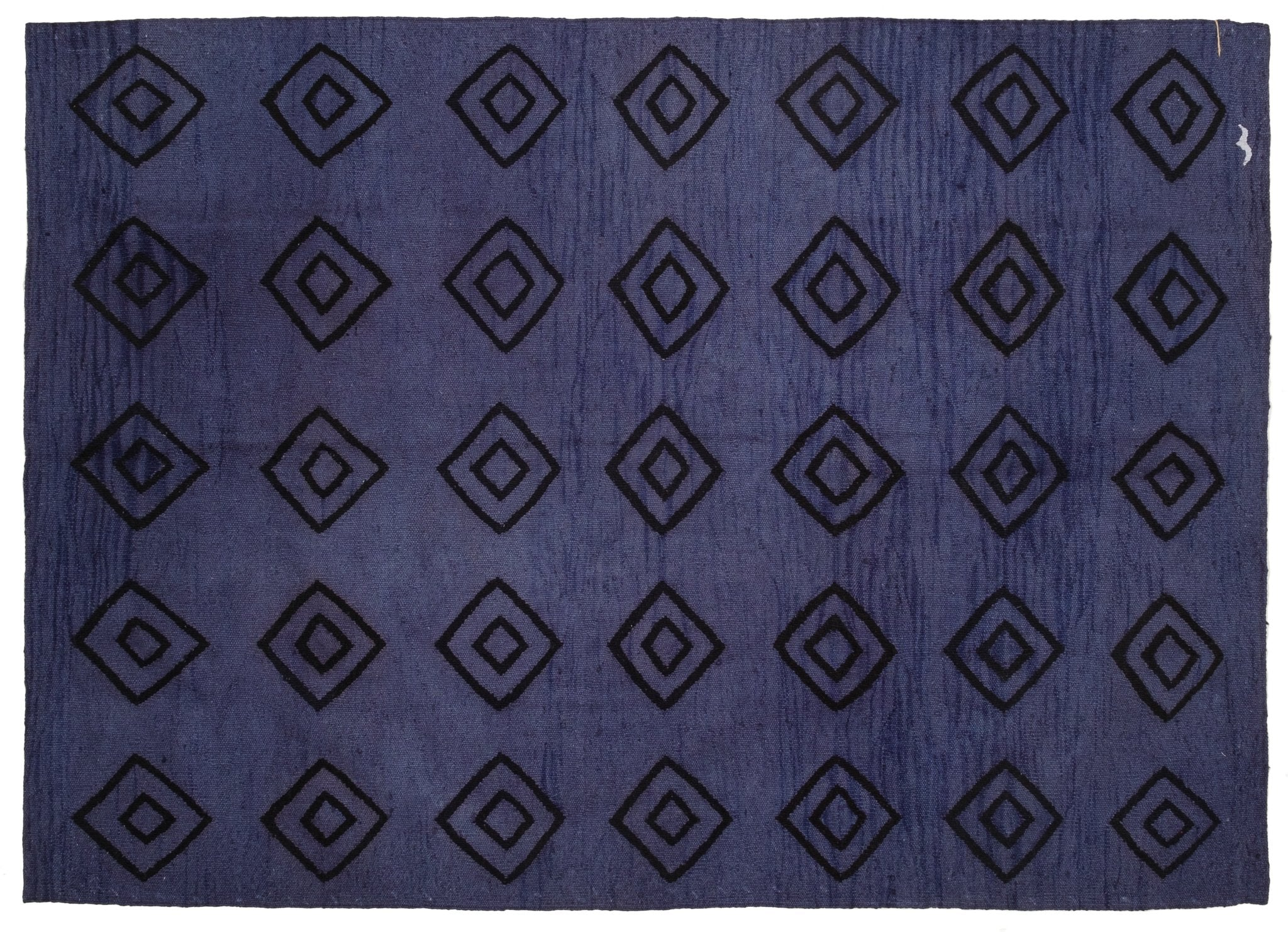 Hand knotted Oushak Rug Sehri