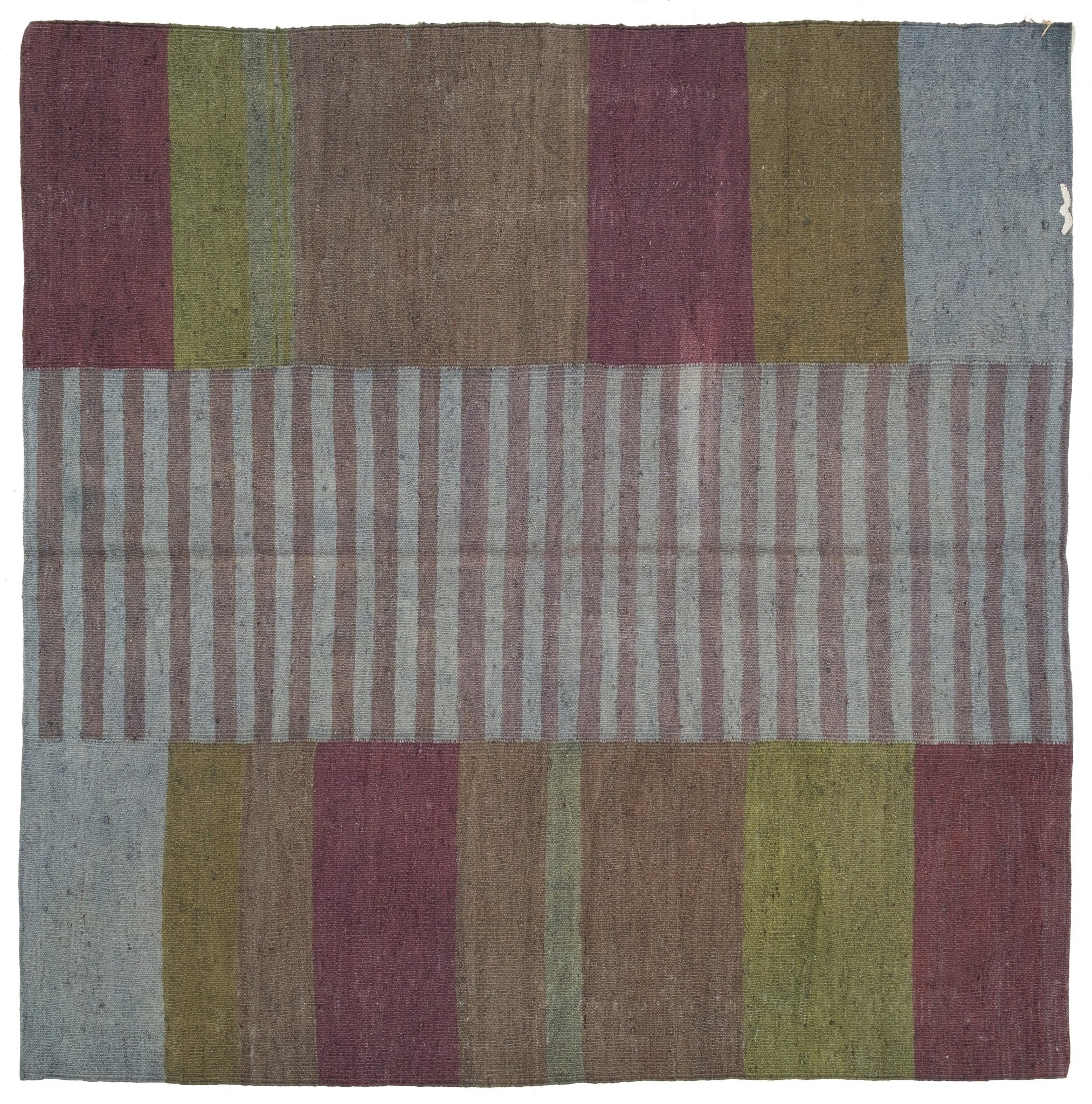 Hand knotted Oushak Rug Mootje