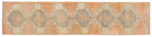 Vintage Turkish Runner Rug Blagoyka thumbnail