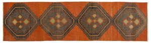 Vintage Turkish Runner Rug Jorg thumbnail