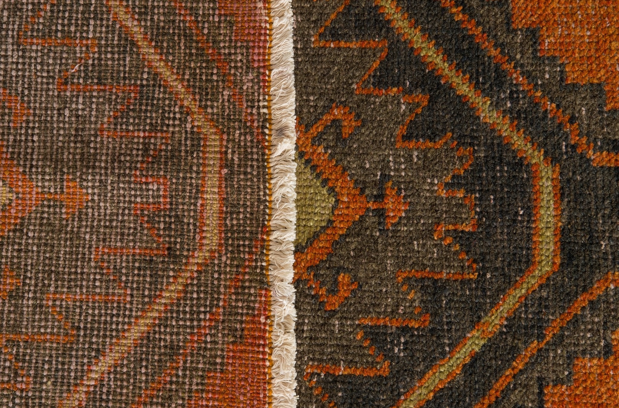 Vintage Turkish Runner Rug Jorg