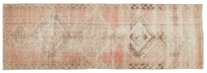Vintage Turkish Runner Rug Nini thumbnail