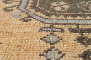 Vintage Turkish Runner Rug Tapani thumbnail