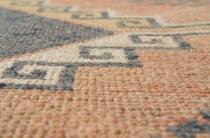 Vintage Turkish Runner Rug Massouda thumbnail