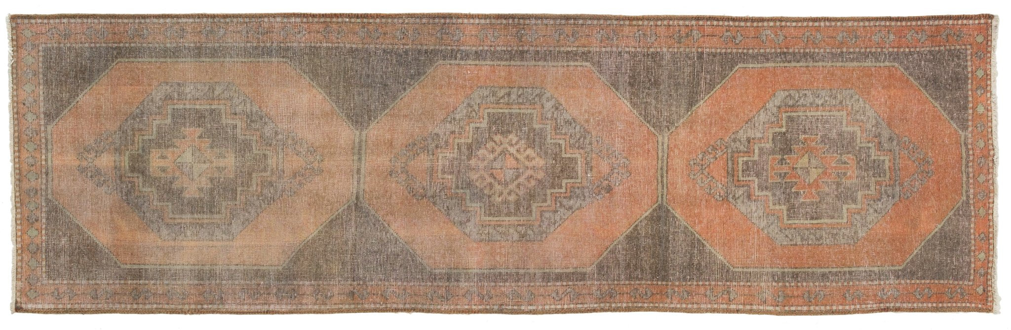 Vintage Turkish Runner Rug Jaroslava