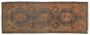 Vintage Turkish Runner Rug Wiebo thumbnail