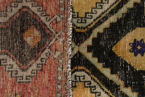Vintage Turkish Runner Rug Maile thumbnail
