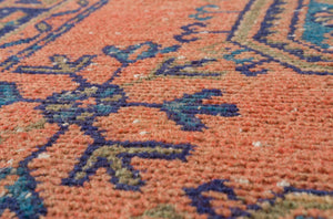 Vintage Turkish Runner Rug Neculae thumbnail