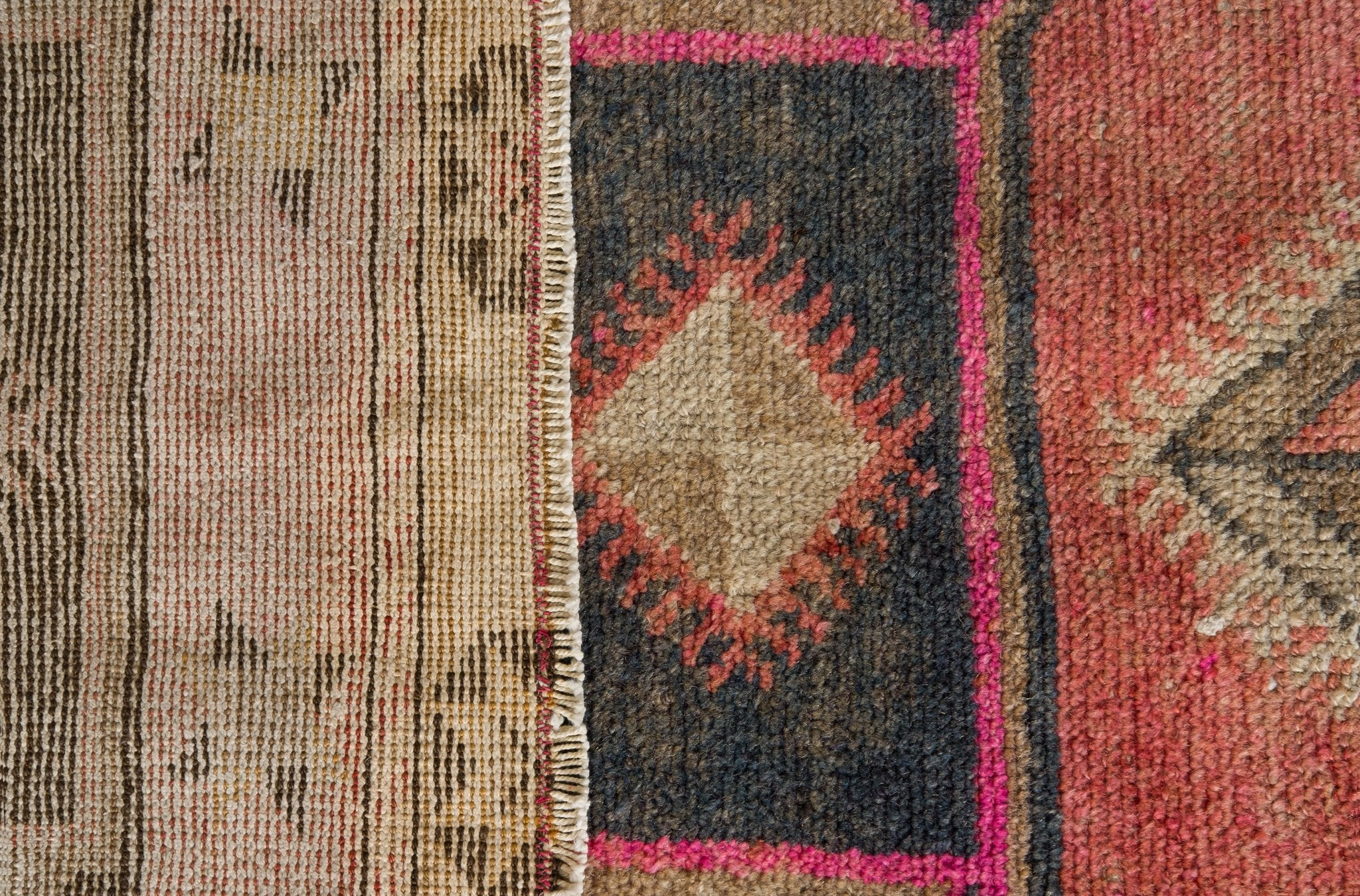 Vintage Turkish Runner Rug Yogev