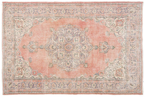 Vintage Persian Style Rug Oganes thumbnail