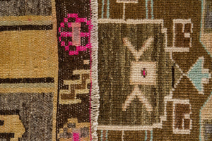 Vintage Turkish Runner Rug Hussain thumbnail