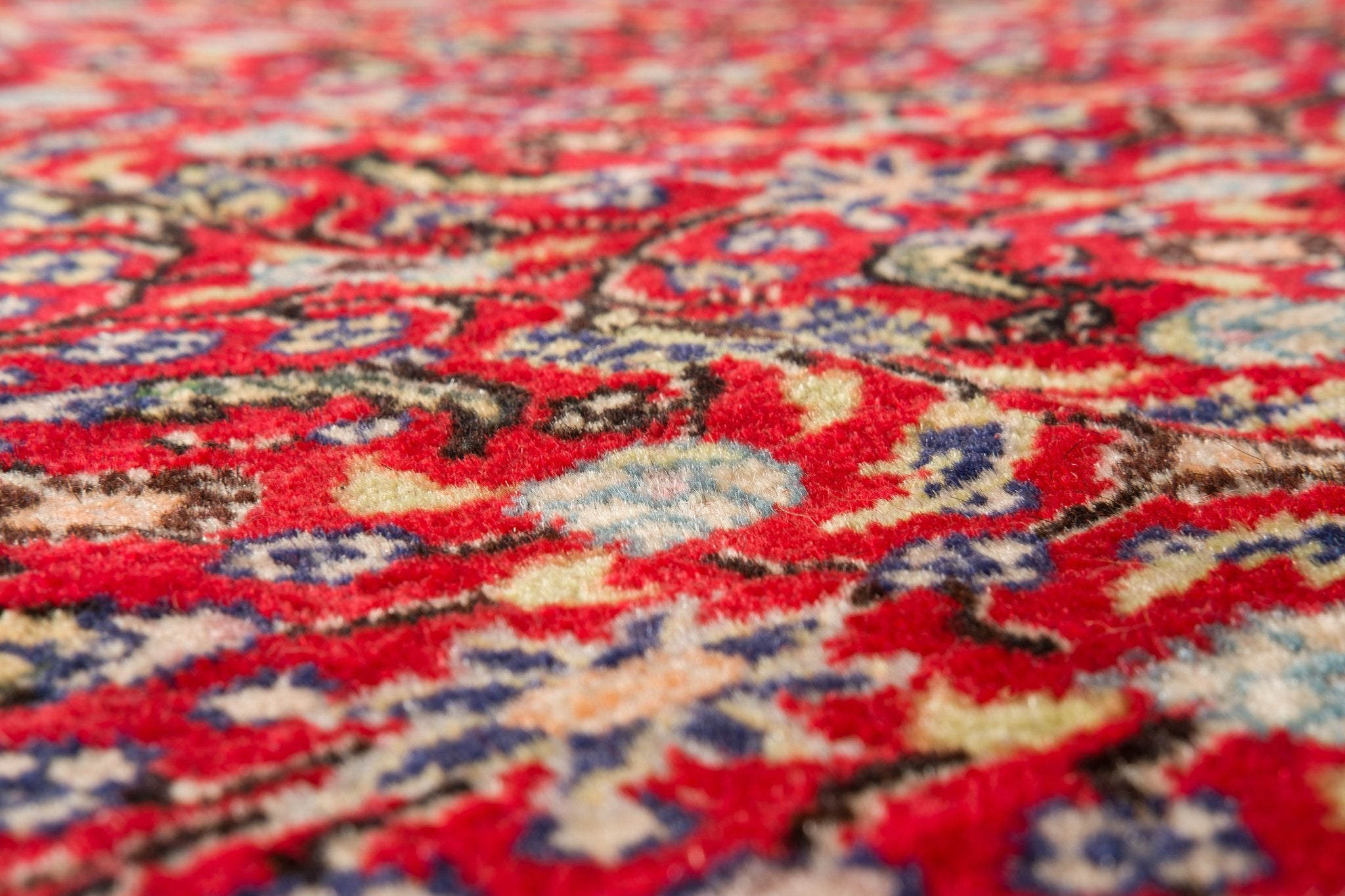 Vintage Turkish Rug Vlastimila