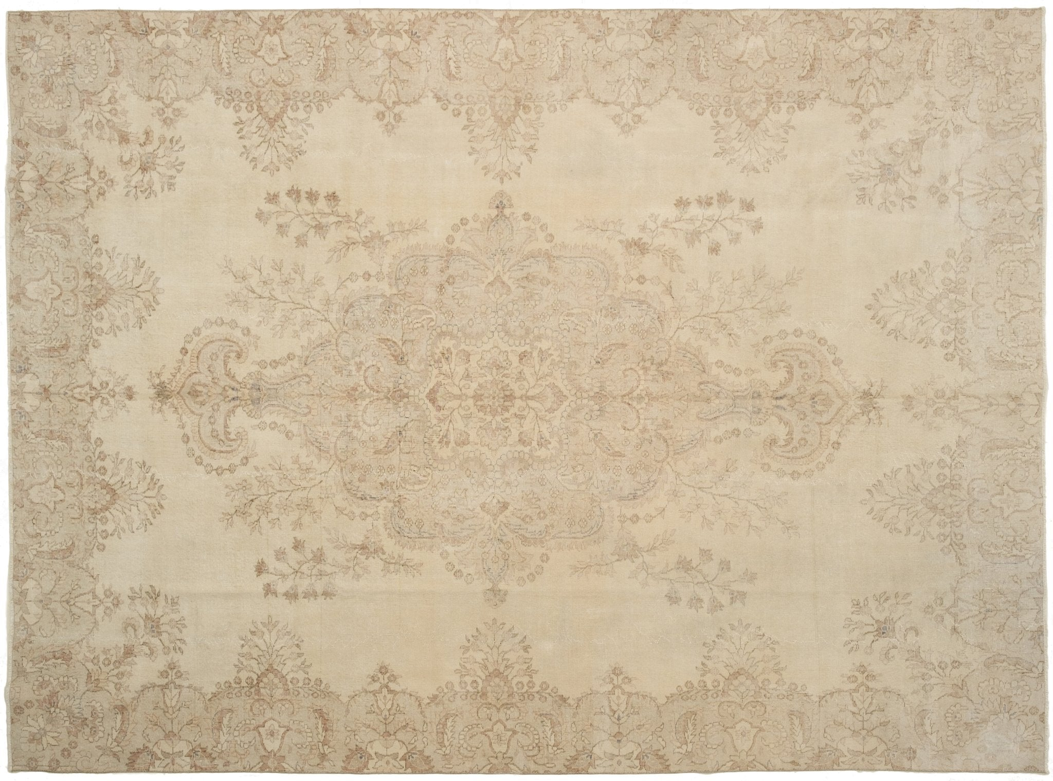 Handknotted Rug Bagdat