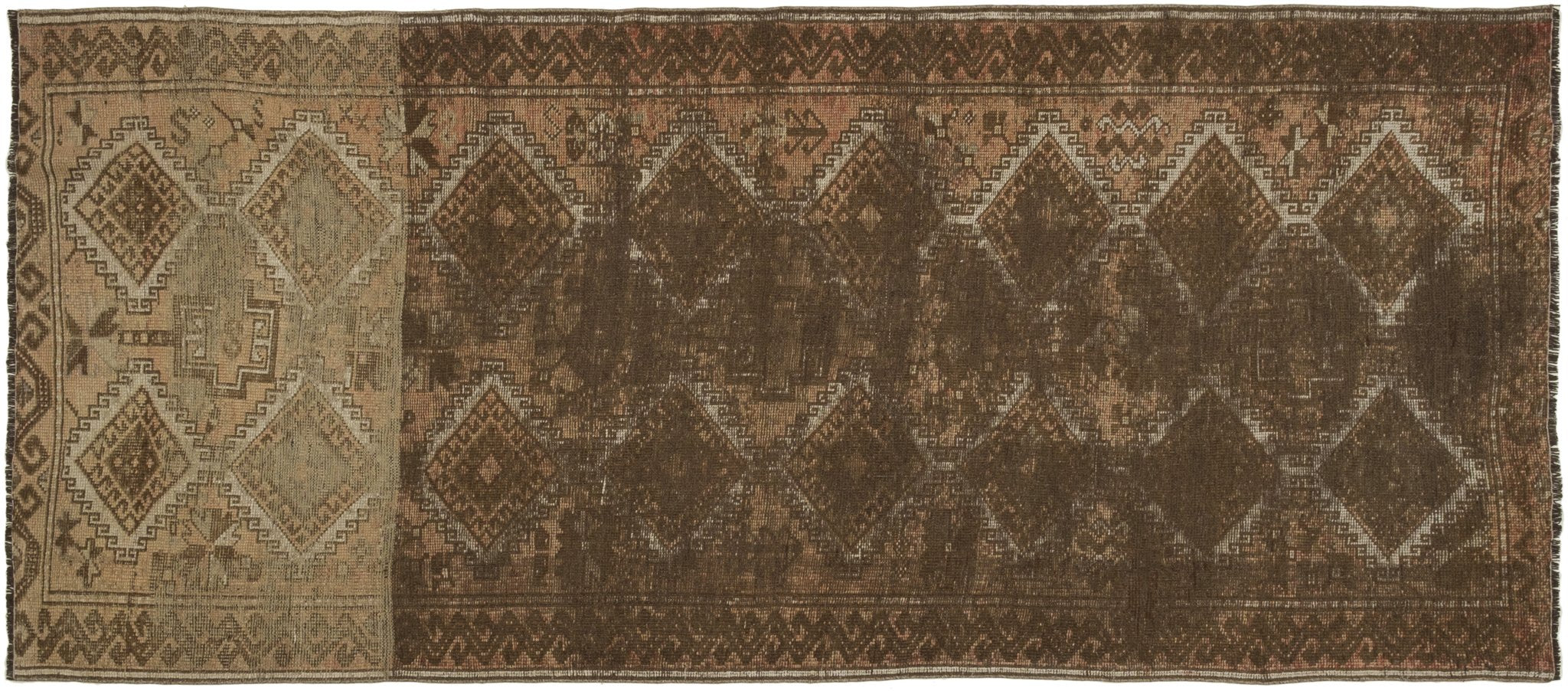 Vintage Turkish Runner Rug Anastas