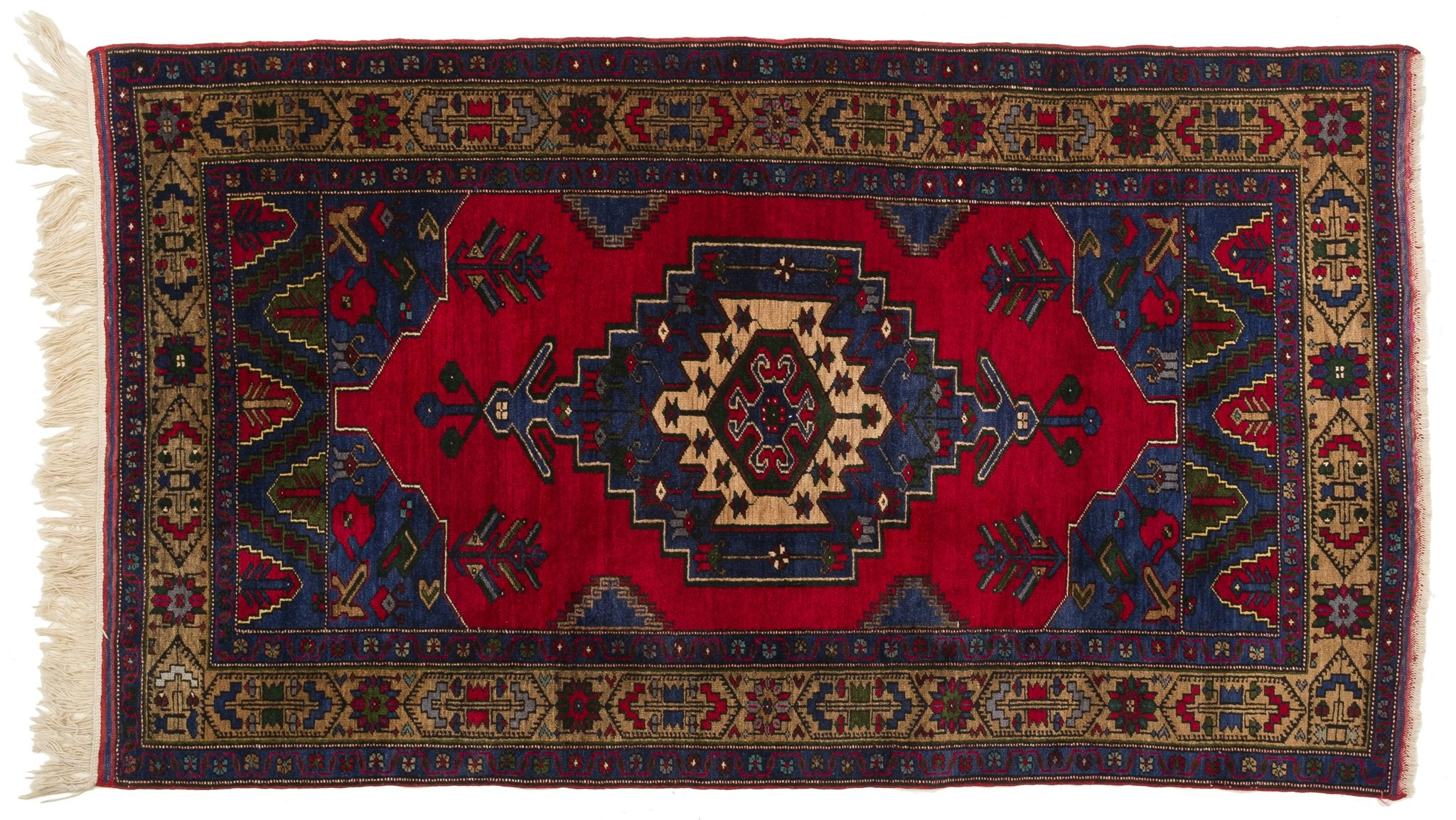 Vintage Turkish Rug Gentia