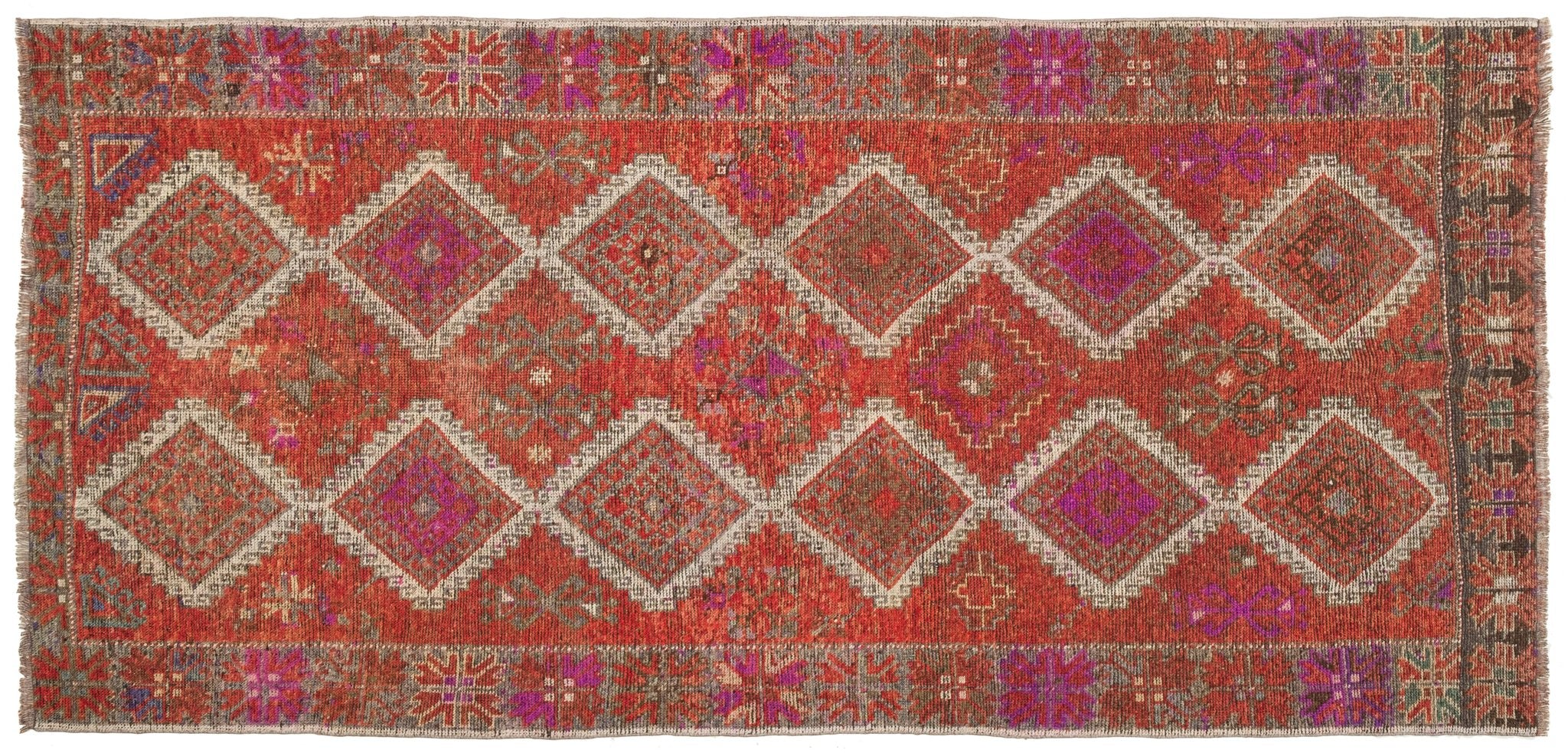 Vintage Turkish Rug Noldi