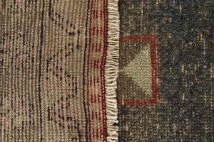 Vintage Turkish Runner Rug Josien thumbnail