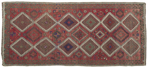 Vintage Turkish Runner Rug Romita thumbnail