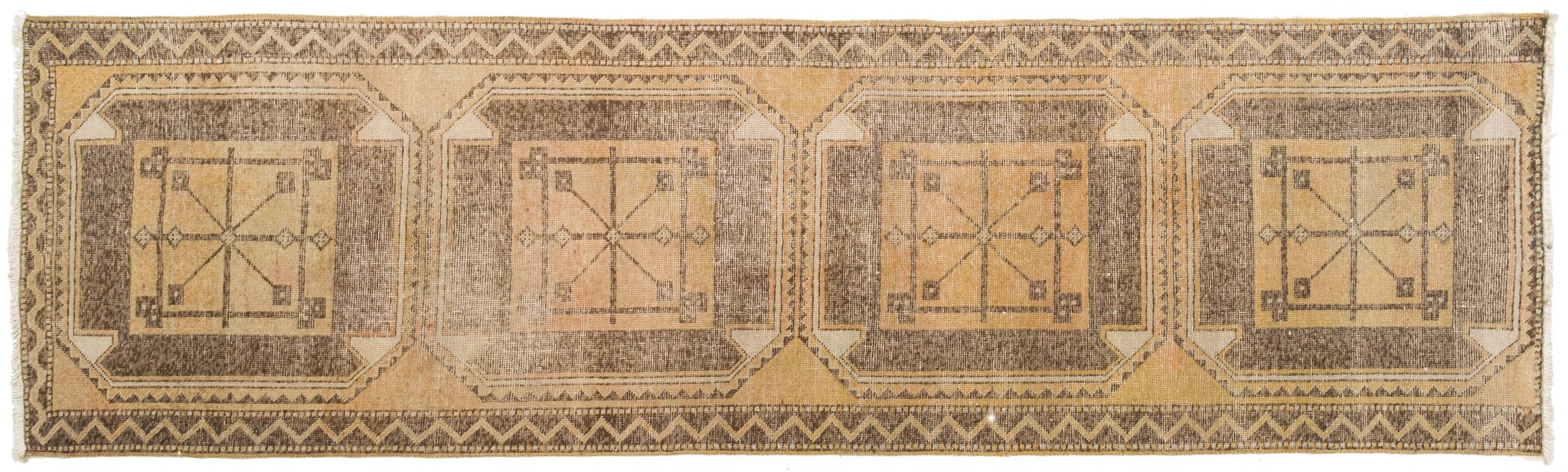 Vintage Turkish Runner Rug Meeta