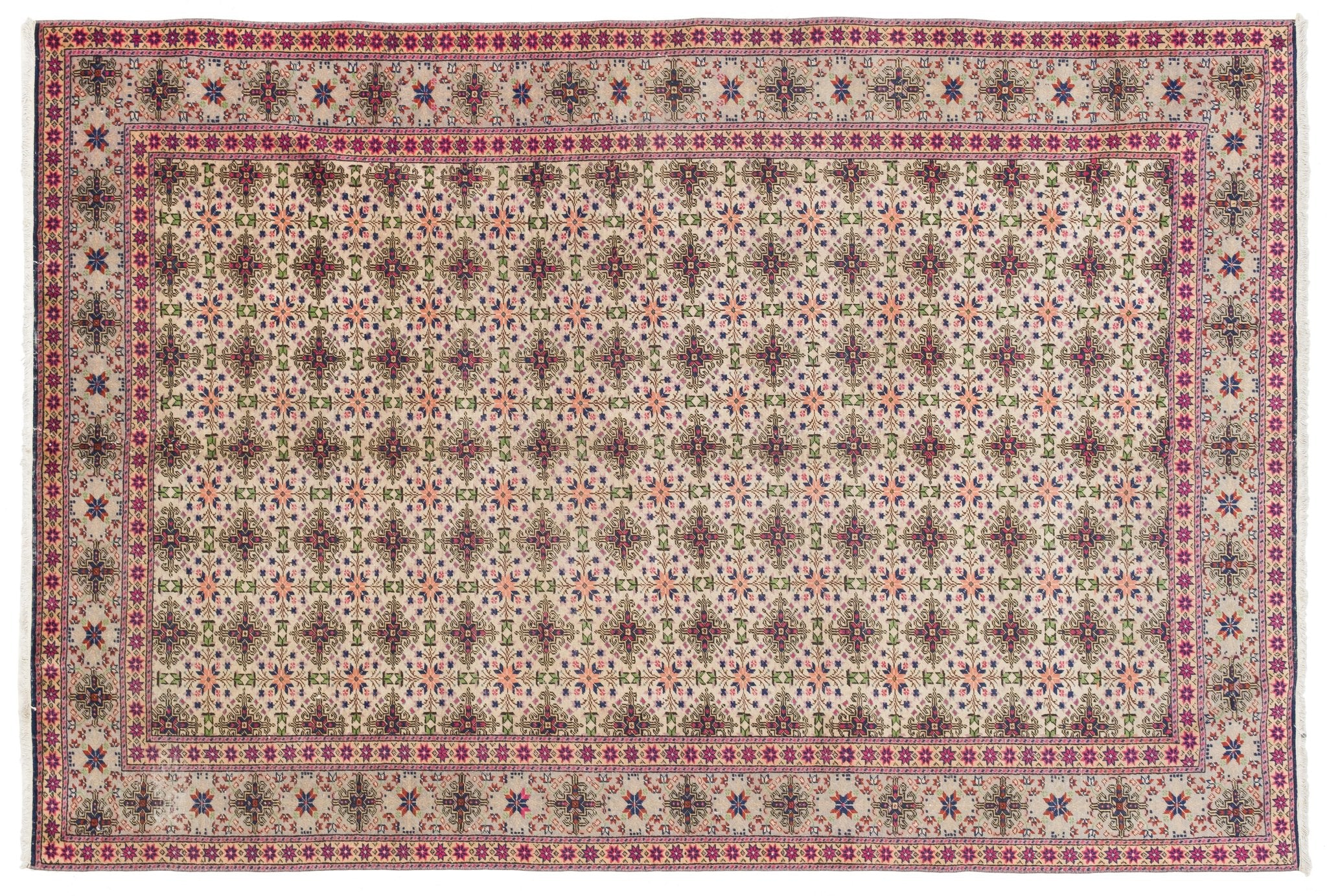 Vintage Persian Style Rug Synne
