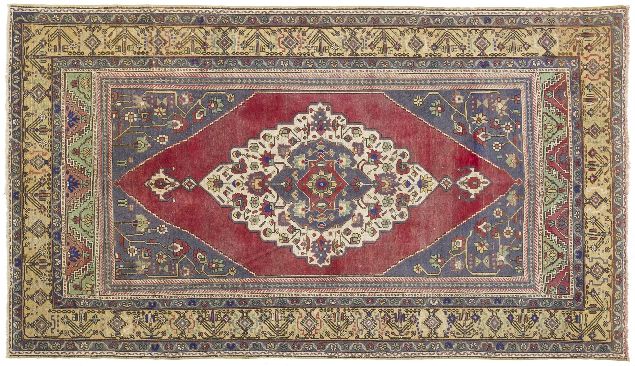 Vintage Turkish Rug Hildtraud