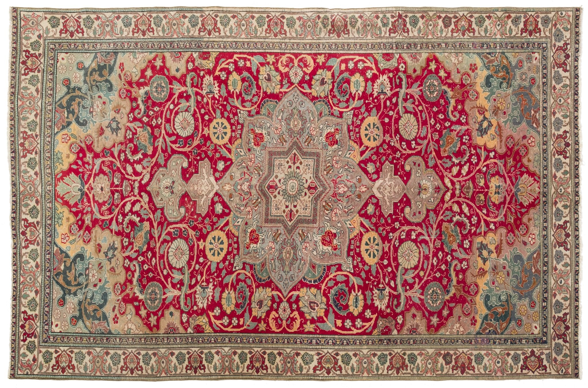 Vintage Persian Style Rug Chira