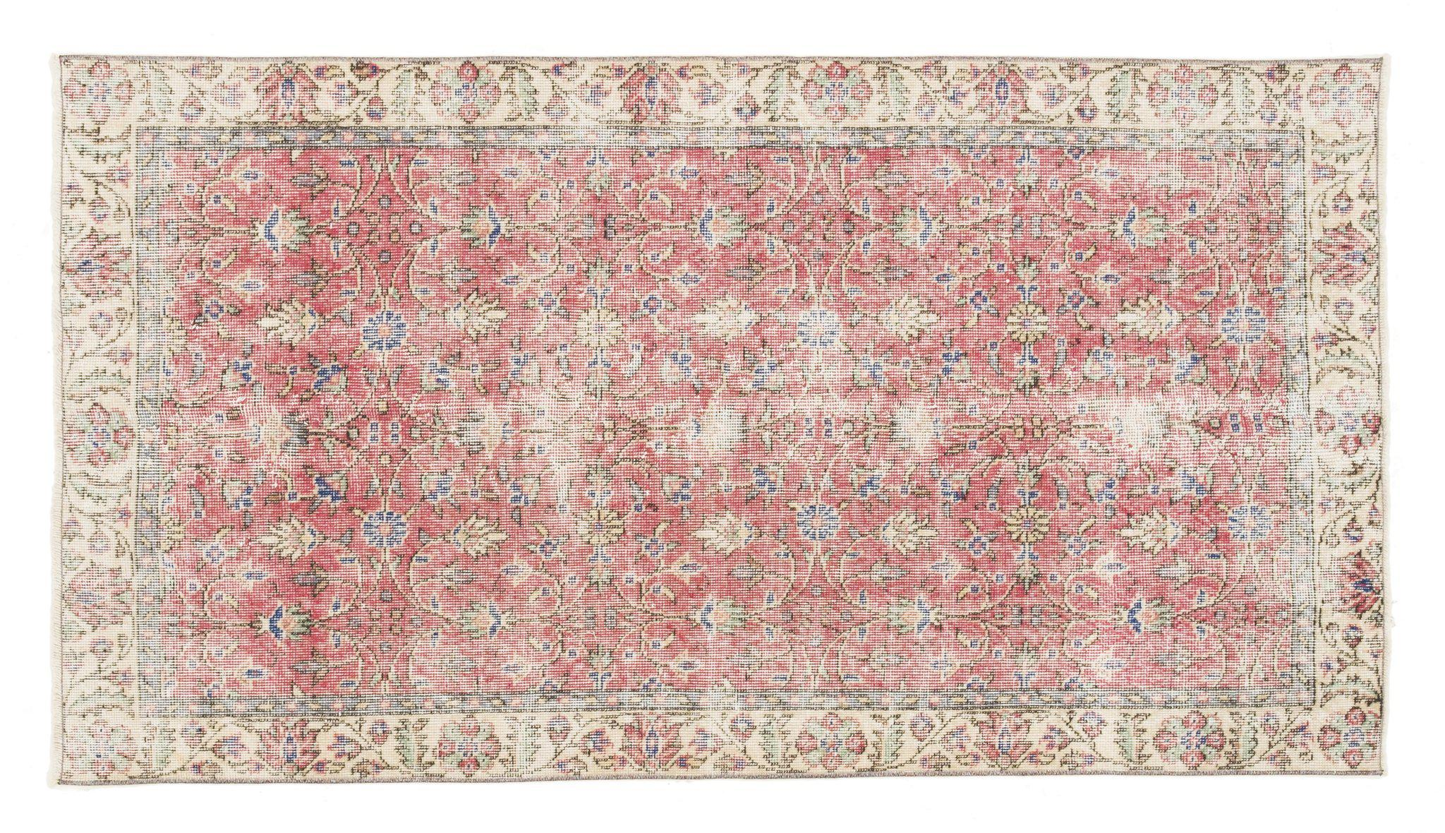Vintage Turkish Rug Aadu