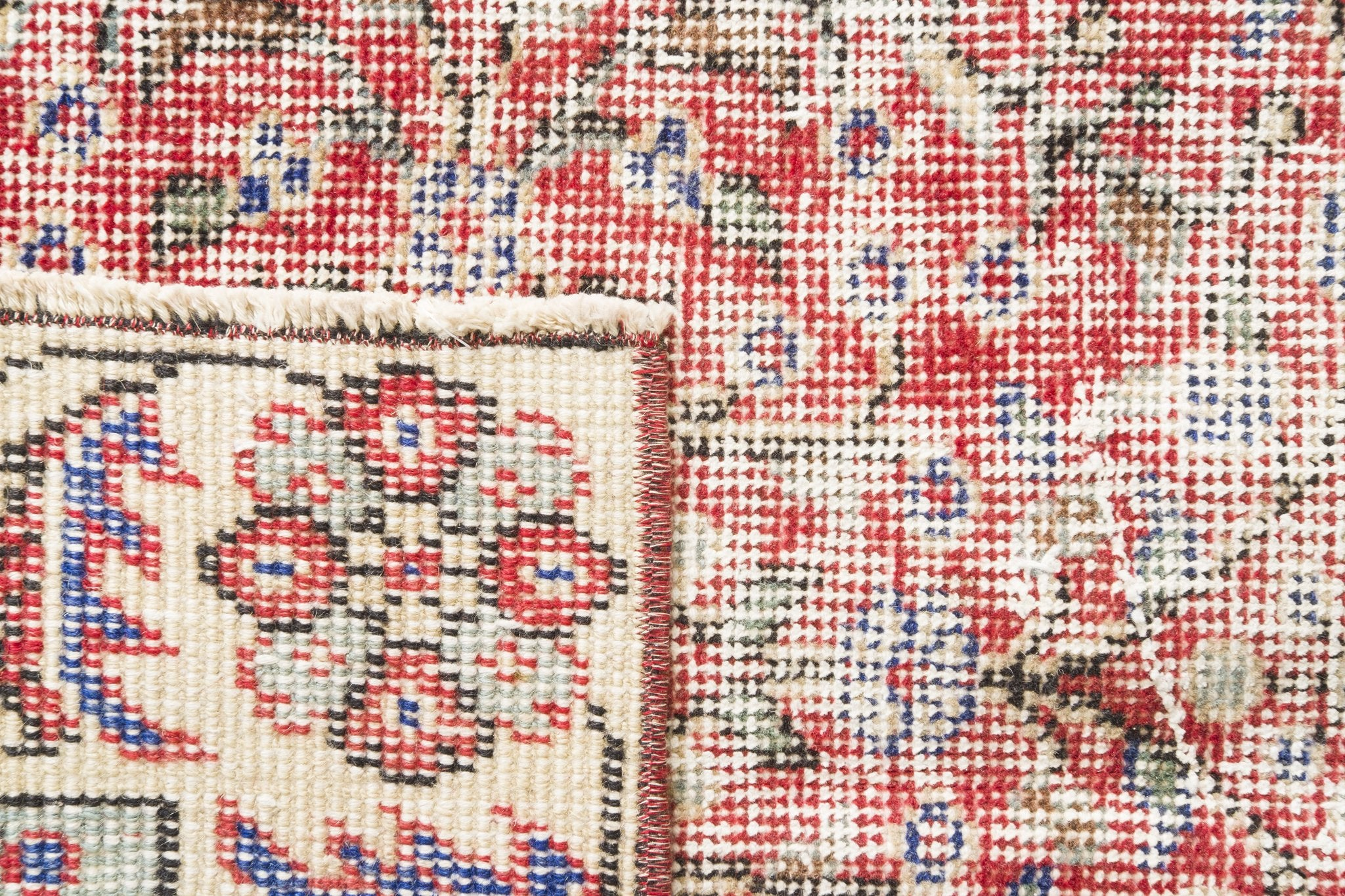 Vintage Turkish Rug Daan