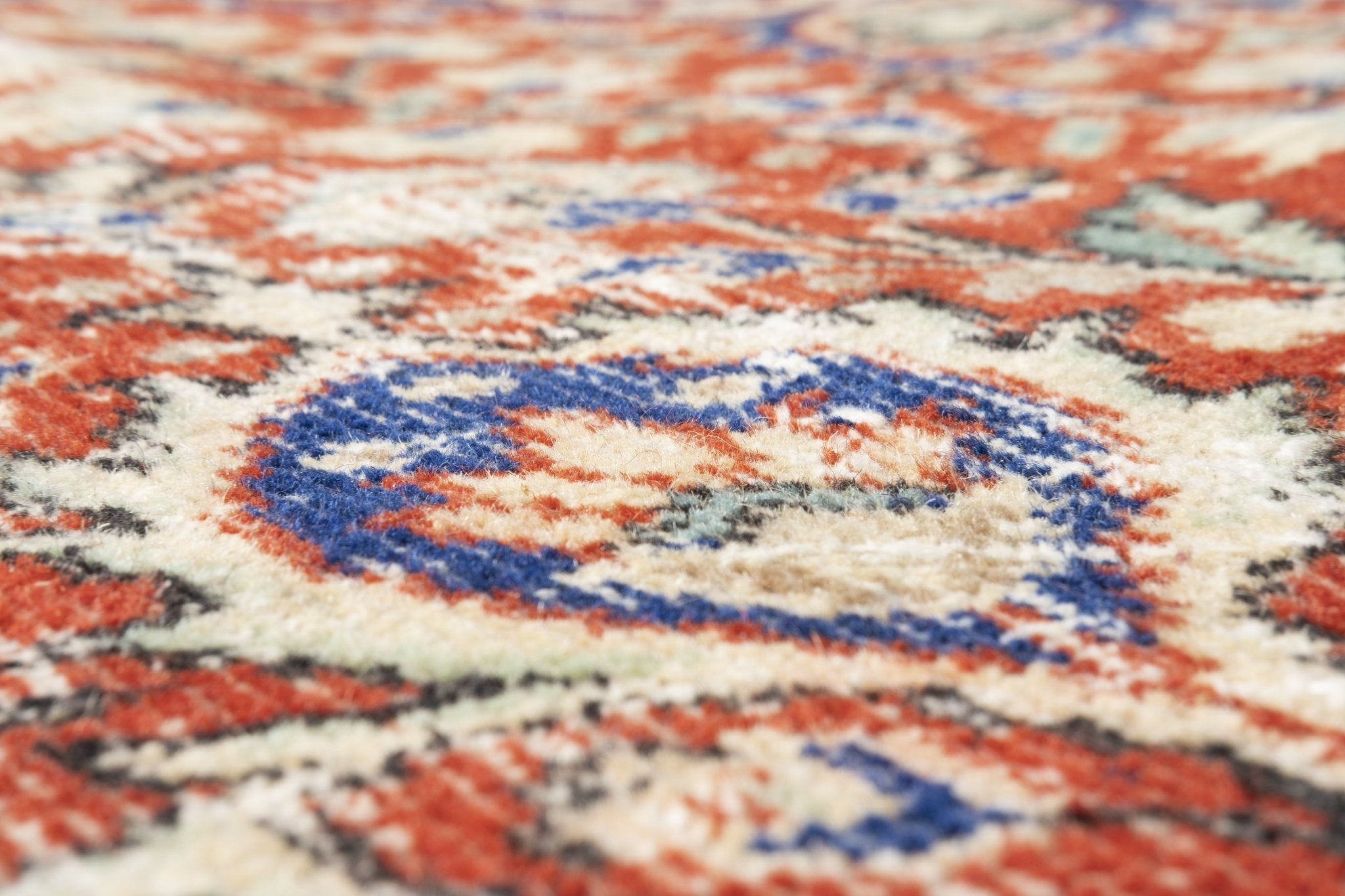 Vintage Turkish Rug Nanna
