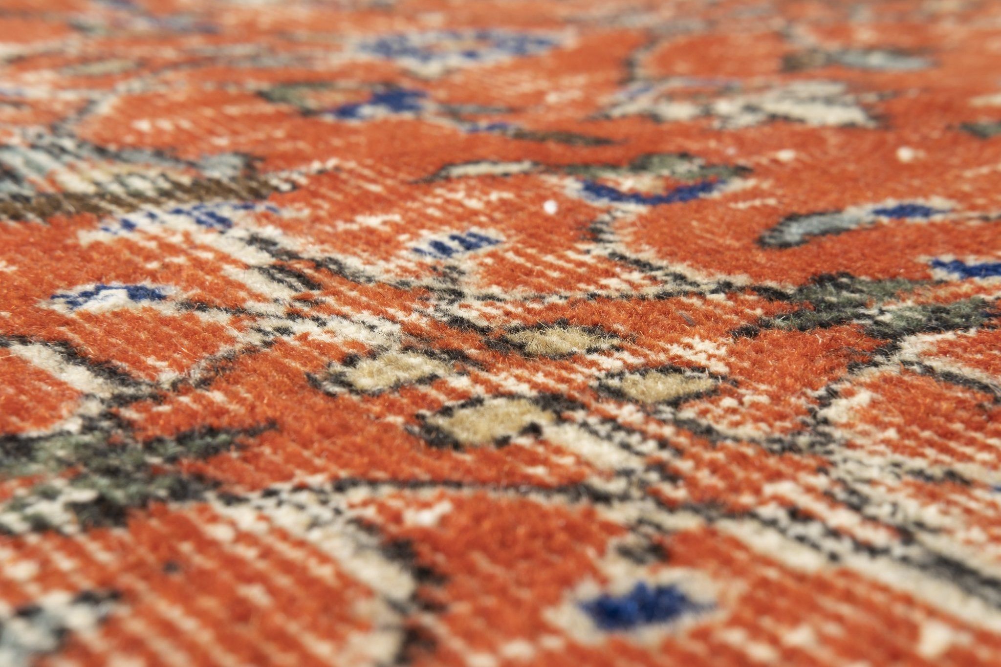 Vintage Turkish Rug Sako