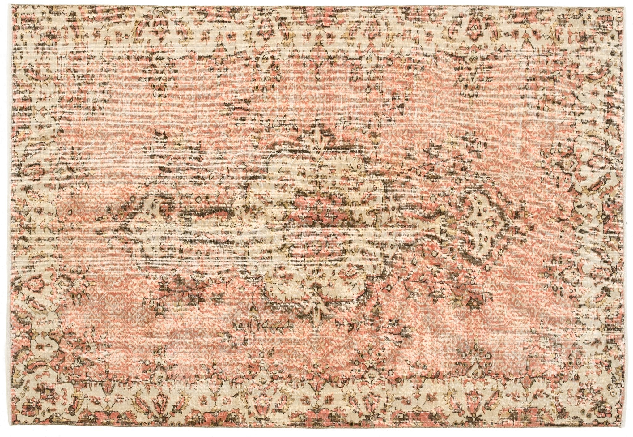 Vintage Persian Style Rug Rossana