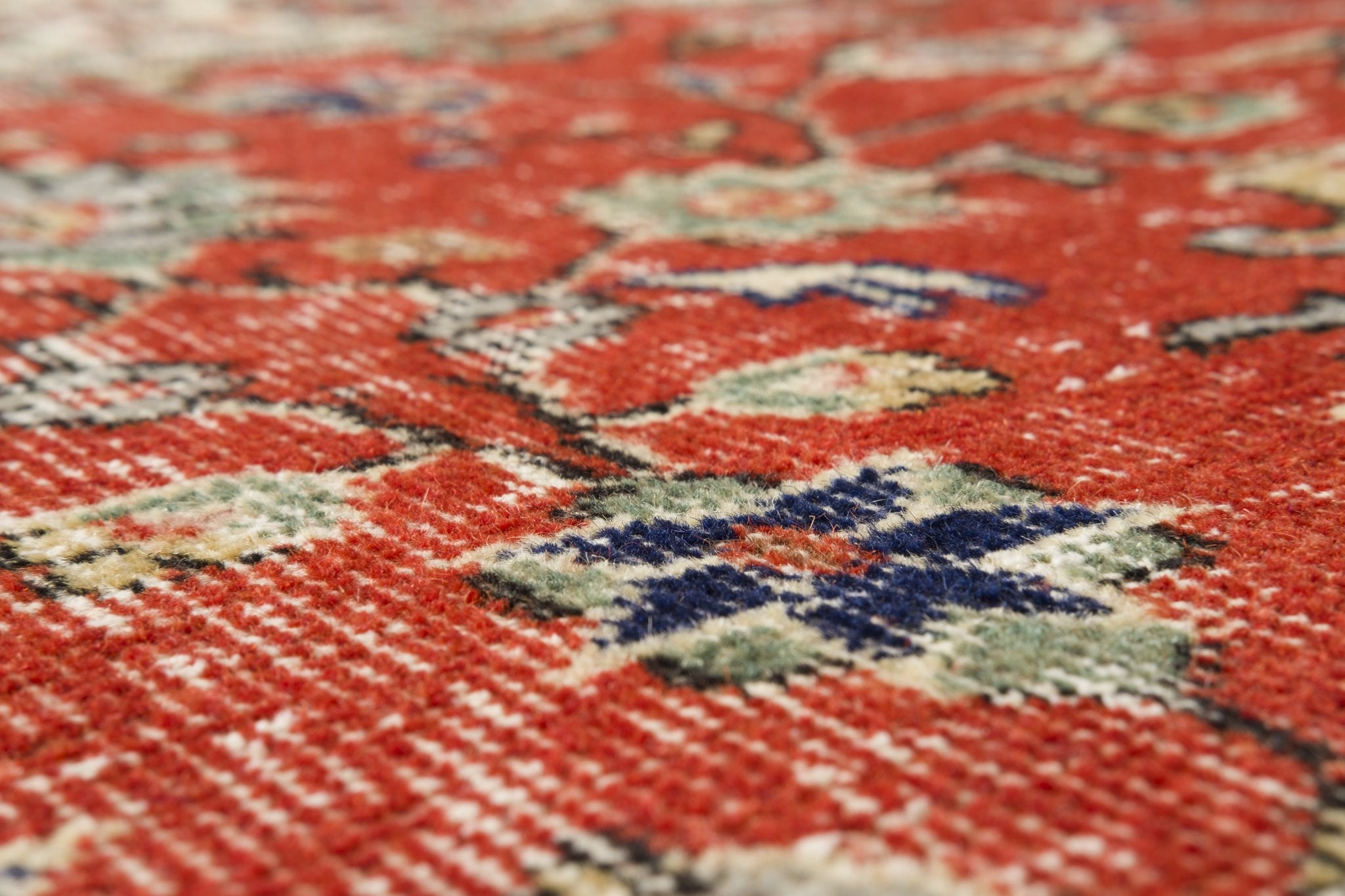 Vintage Turkish Rug Tecwyn