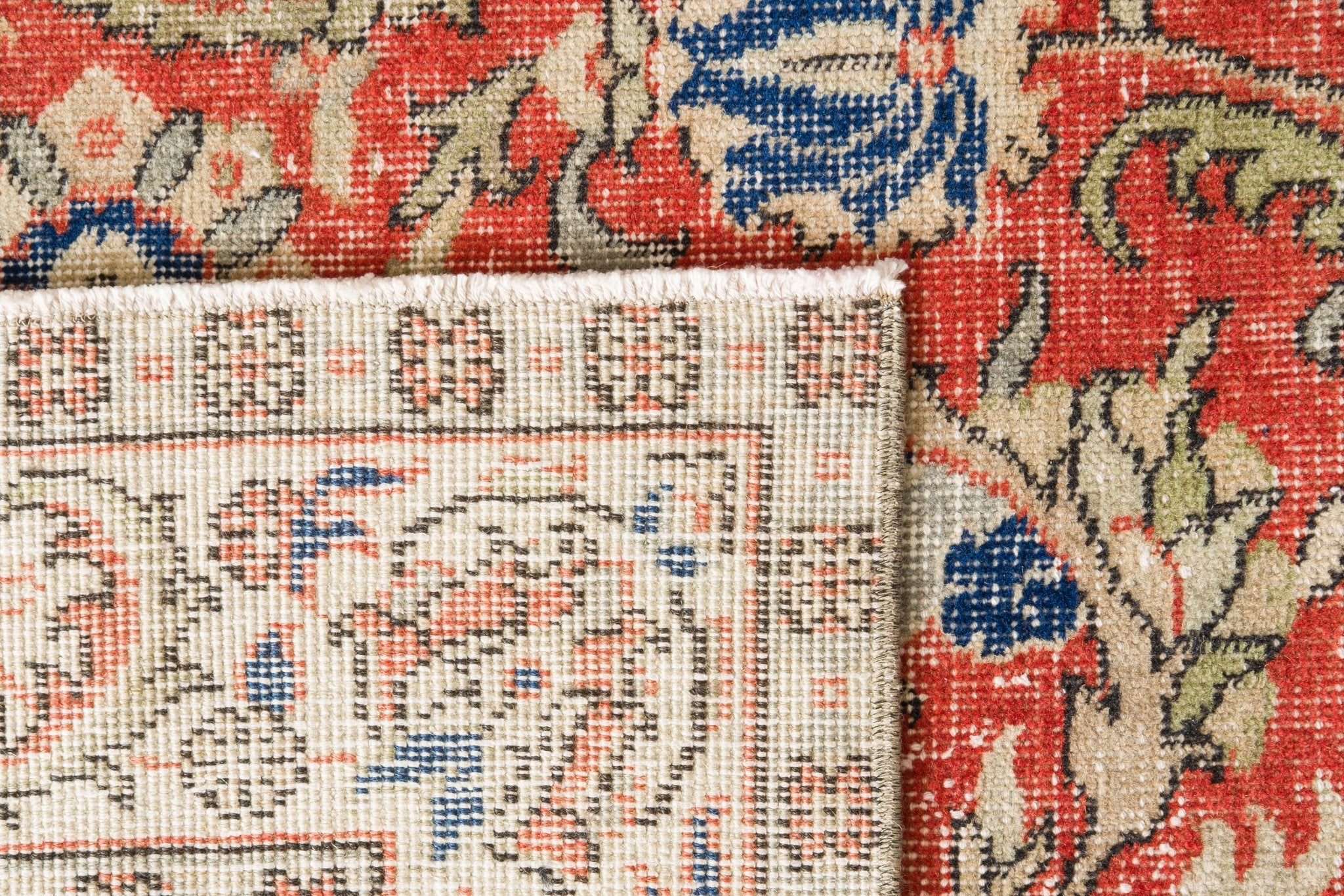 Vintage Turkish Rug Venita