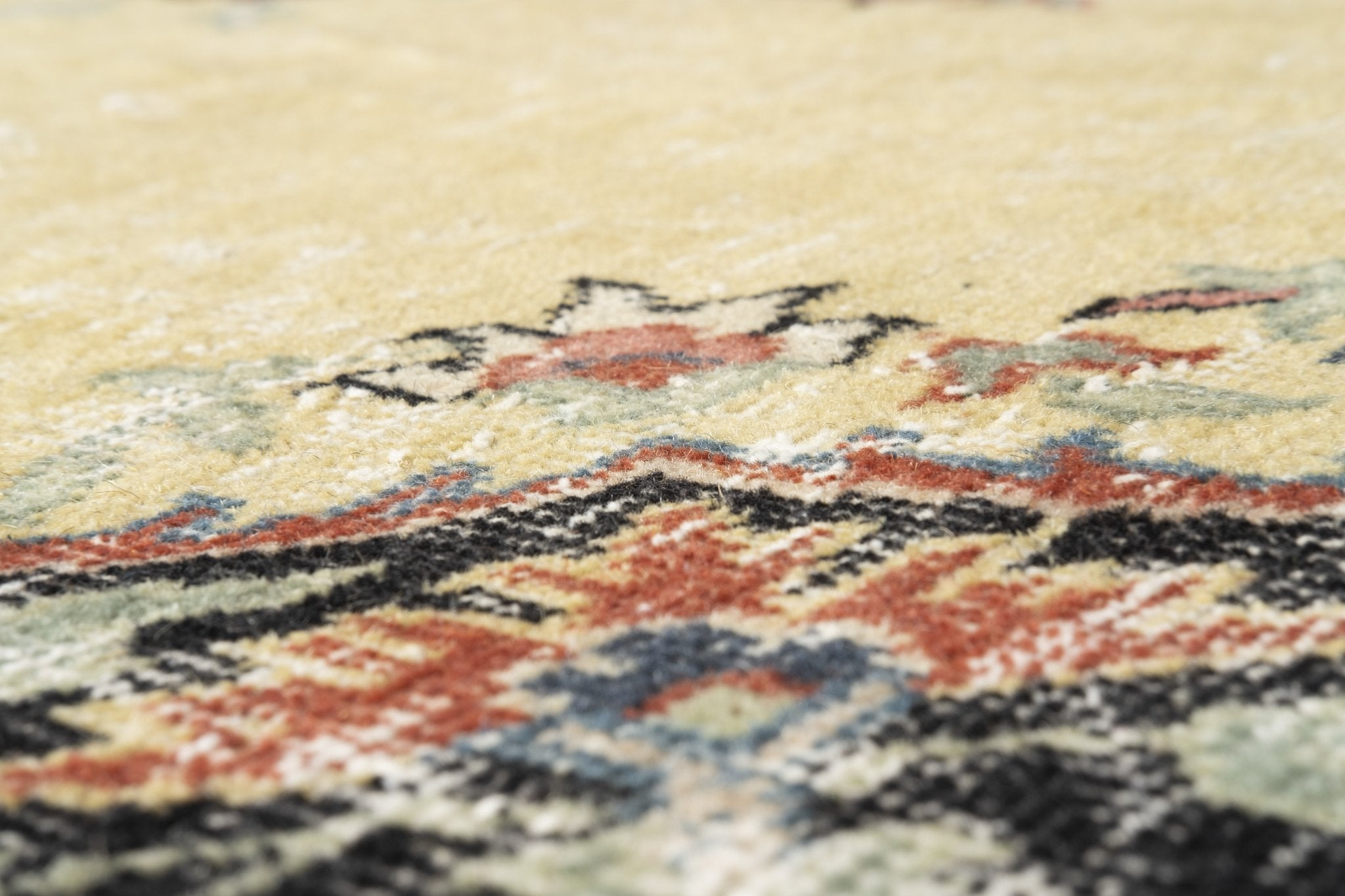 Vintage Turkish Rug Macarie