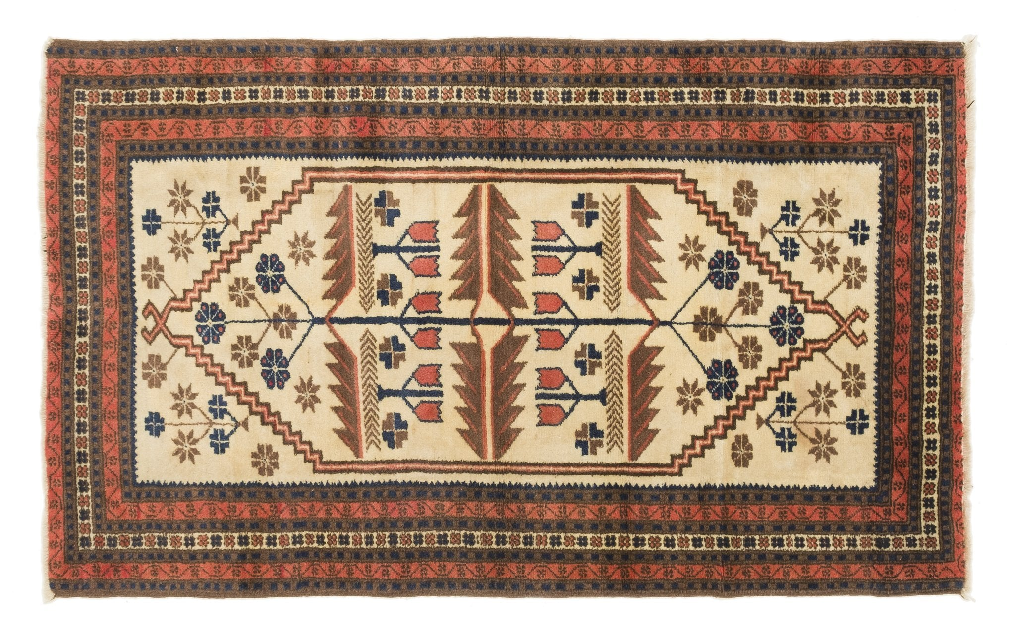 Vintage Turkish Rug Macarena