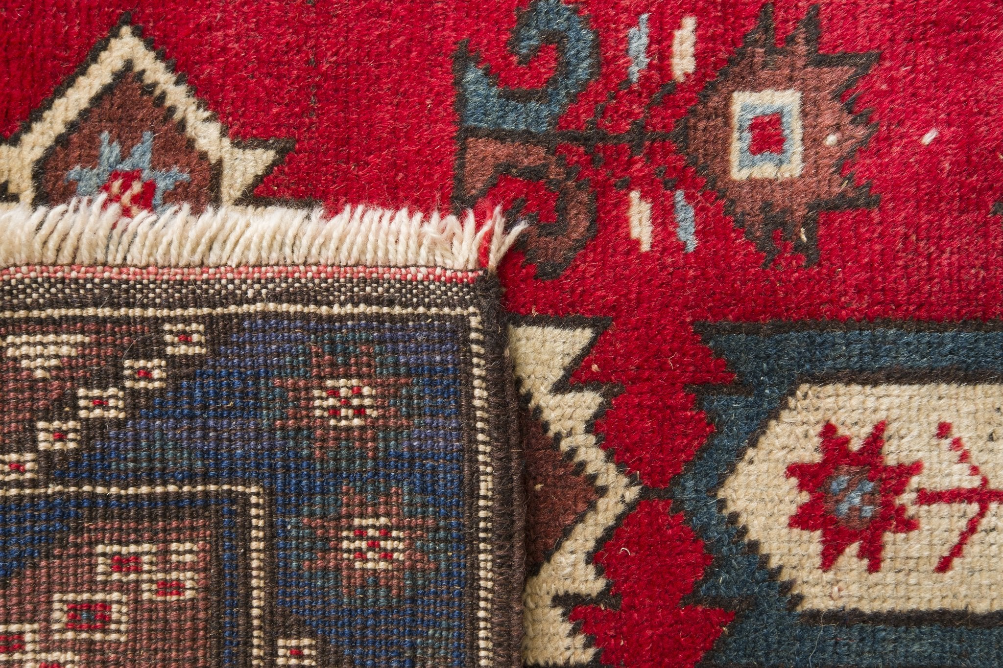 Vintage Turkish Rug Jaba